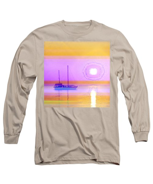 Long Sleeve T-Shirt featuring the photograph The Drifters Dream by Holly Kempe