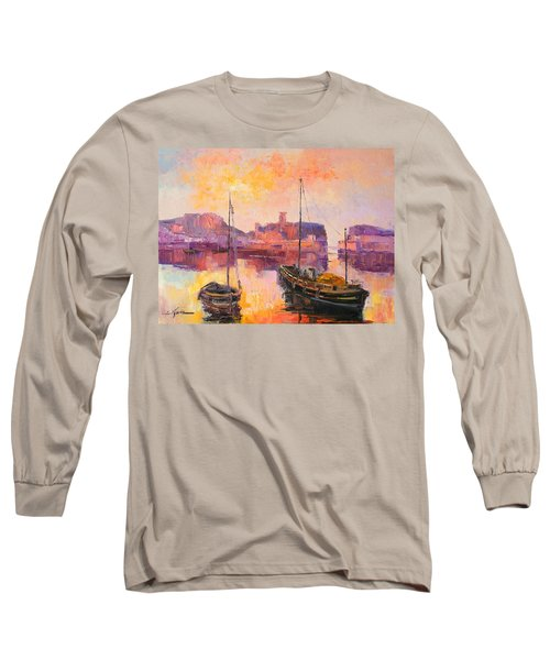 The Dunbar Harbour Long Sleeve T-Shirt