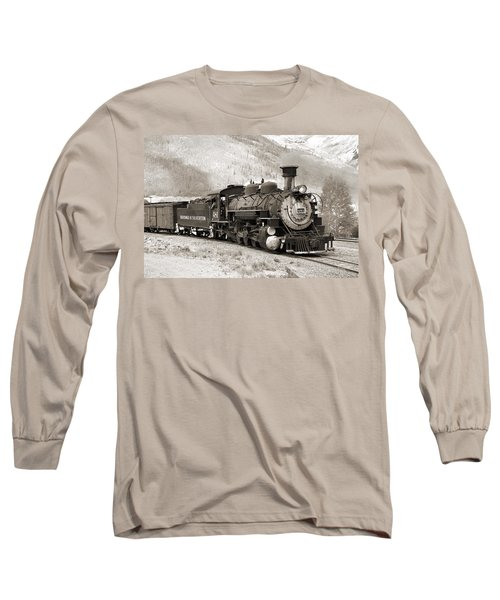 The Durango And Silverton Long Sleeve T-Shirt