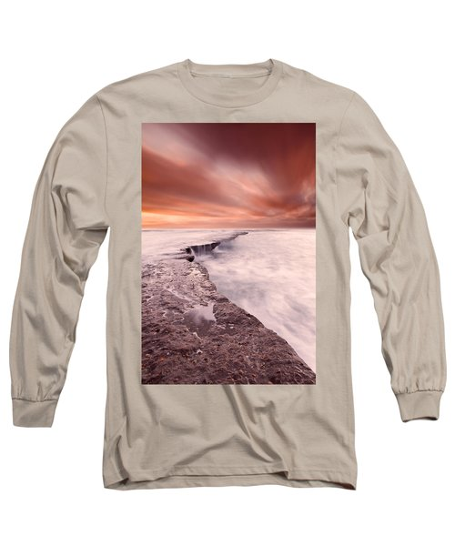 The Edge Of Earth Long Sleeve T-Shirt