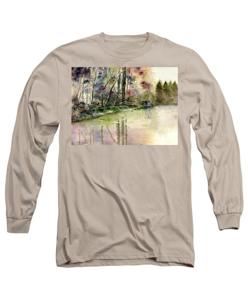The End Of Wonderful Day Long Sleeve T-Shirt
