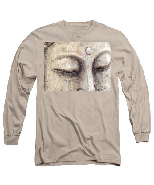 The Eyes Of Buddah Long Sleeve T-Shirt