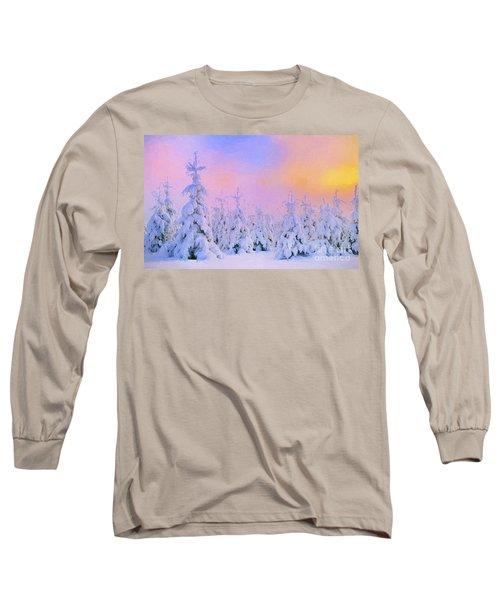 The February Sun Long Sleeve T-Shirt