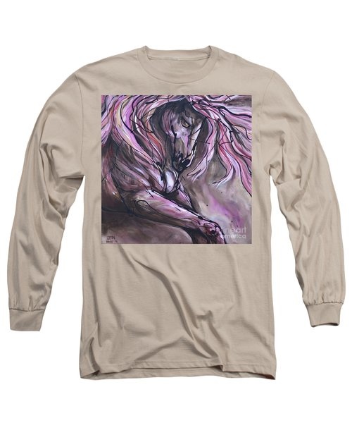 The Fire Within Long Sleeve T-Shirt