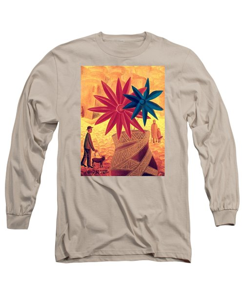 The Golden Jar Long Sleeve T-Shirt