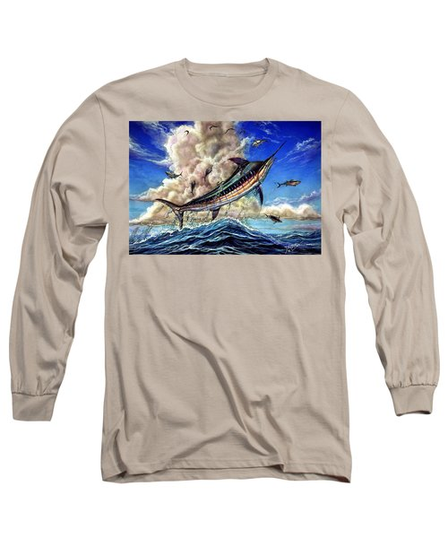 The Grand Challenge  Marlin Long Sleeve T-Shirt