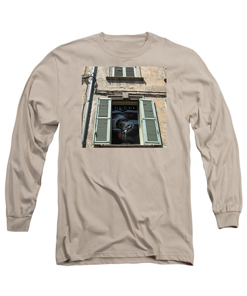 The Gucci Window Long Sleeve T-Shirt