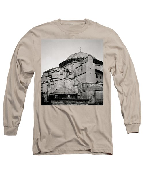 The Hagia Sophia Long Sleeve T-Shirt by Shaun Higson