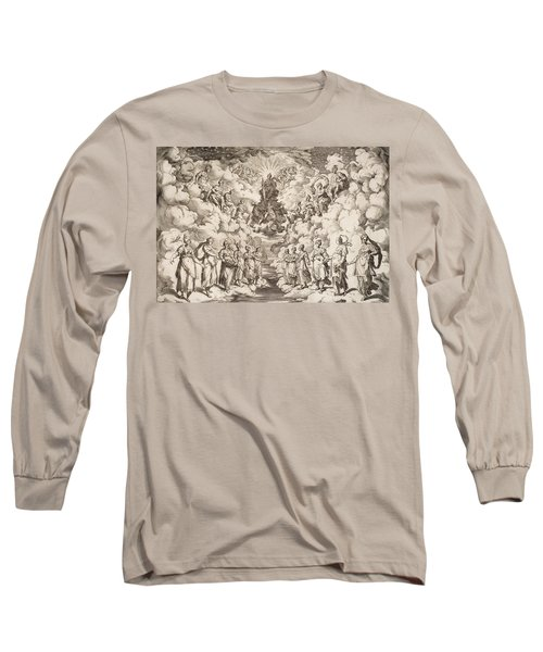 The Harmony Of The Spheres Long Sleeve T-Shirt