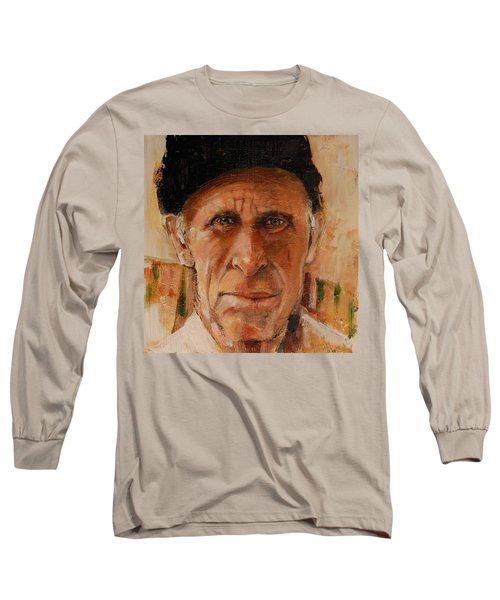 The Gillie Long Sleeve T-Shirt by Jean Cormier