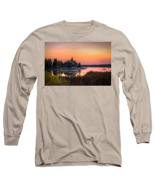 The Hide Away Long Sleeve T-Shirt