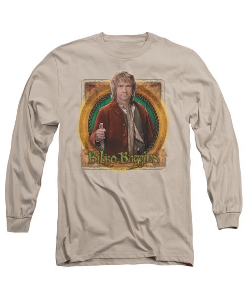 The Hobbit - Mr. Baggins Long Sleeve T-Shirt