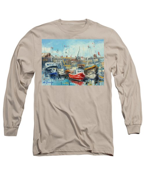 The Howth Harbour Long Sleeve T-Shirt