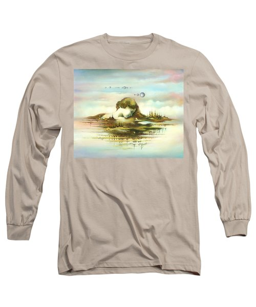 The Island Long Sleeve T-Shirt
