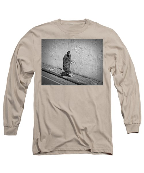 Long Sleeve T-Shirt featuring the photograph The Journey  by Lucinda Walter