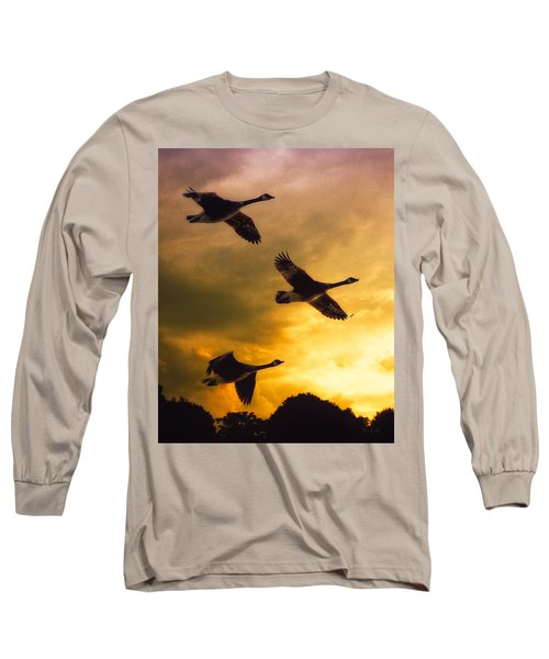 The Journey South Long Sleeve T-Shirt