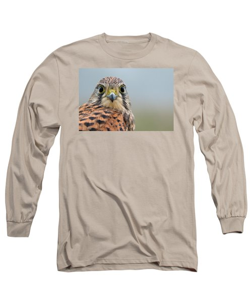 The Kestrel Face To Face Long Sleeve T-Shirt