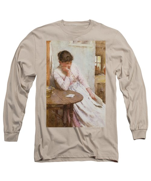 The Letter  Long Sleeve T-Shirt