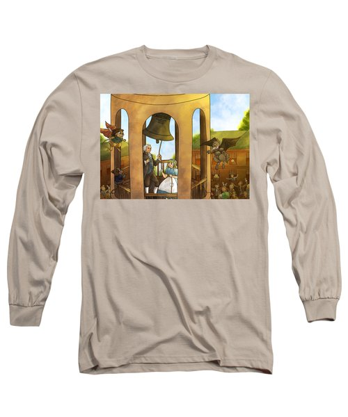 The Liberty Bell Long Sleeve T-Shirt