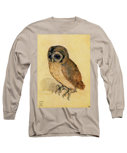 The Little Owl Long Sleeve T-Shirt