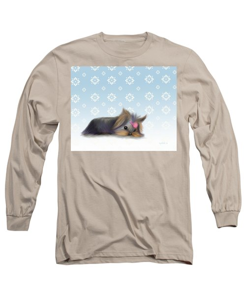 The Little Thinker  Long Sleeve T-Shirt by Catia Cho