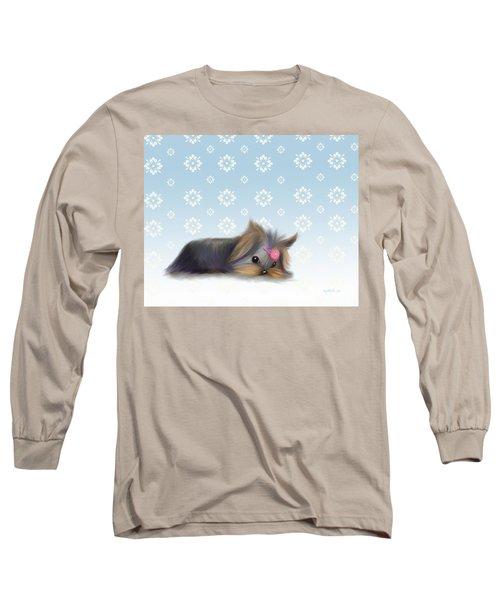 The Little Thinker  Long Sleeve T-Shirt