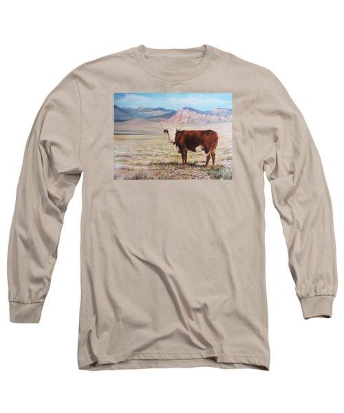 The Lone Range Long Sleeve T-Shirt