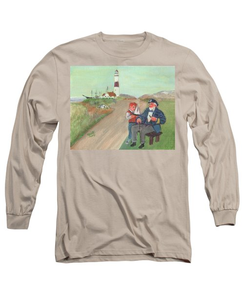 The Lore Of The Sea Long Sleeve T-Shirt