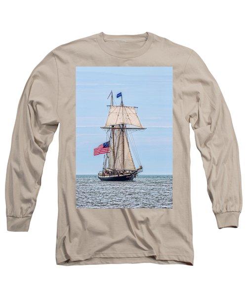The Lynx Long Sleeve T-Shirt