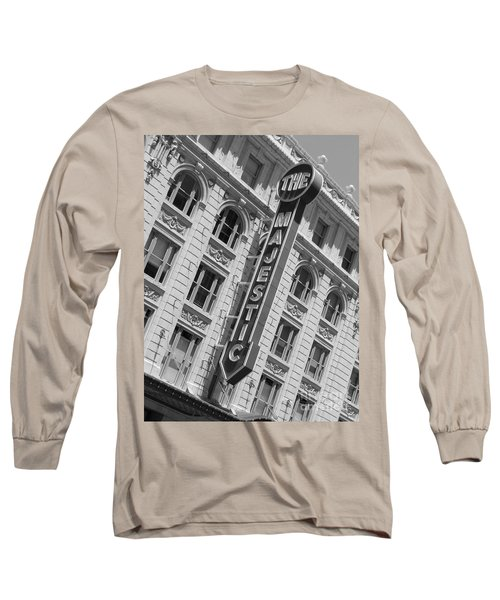 The Majestic Theater Dallas #3 Long Sleeve T-Shirt