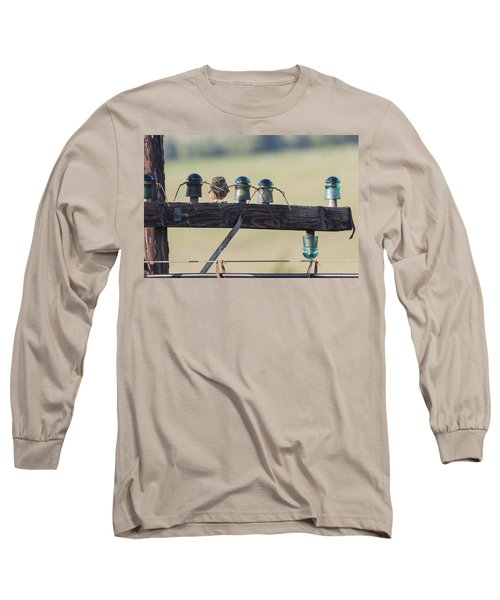 The Master Of Disguise Long Sleeve T-Shirt