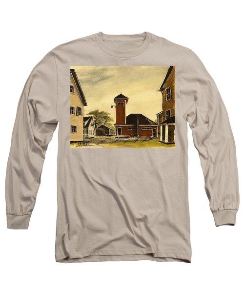 The Meeting House Long Sleeve T-Shirt