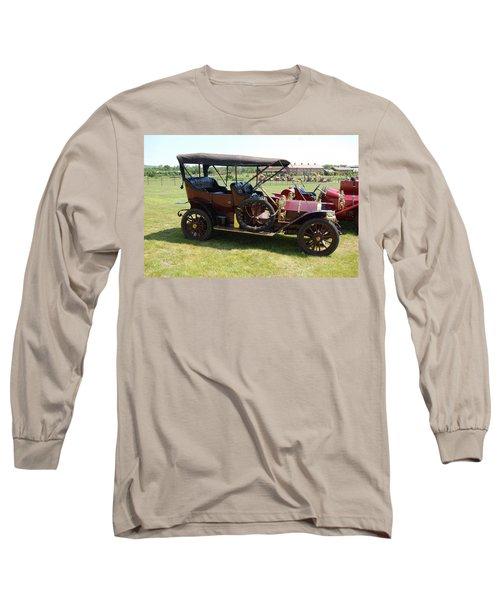 The Mercer Touring Sedan Long Sleeve T-Shirt