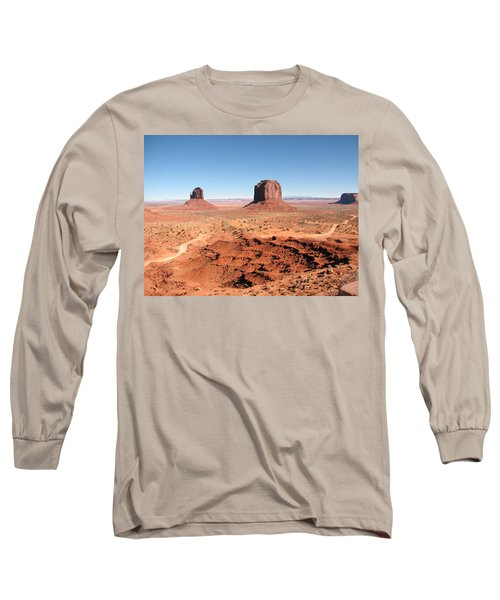 The Mittens Utah Long Sleeve T-Shirt