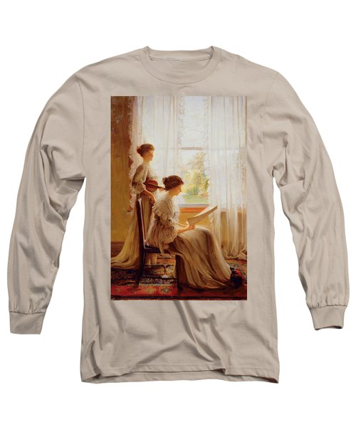 The Music Lesson, C.1890 Long Sleeve T-Shirt