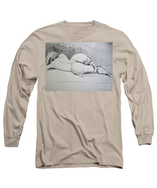 The Nap Long Sleeve T-Shirt