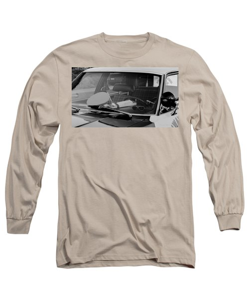The Office On Wheels Long Sleeve T-Shirt