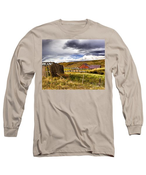 The Ol' Homestead Long Sleeve T-Shirt