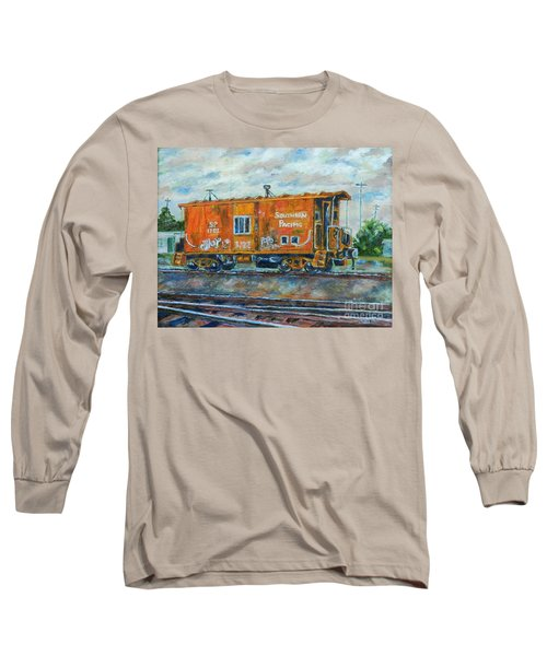 The Old Caboose Long Sleeve T-Shirt