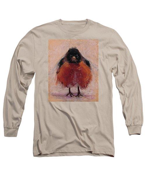 The Original Angry Bird Long Sleeve T-Shirt