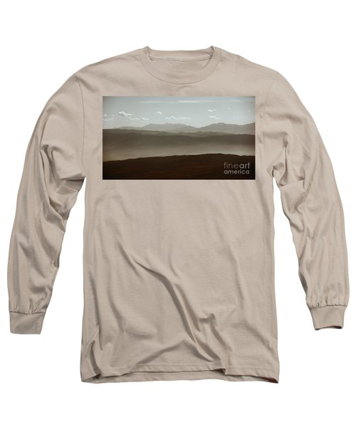 Long Sleeve T-Shirt featuring the photograph The Other Side by Dana DiPasquale