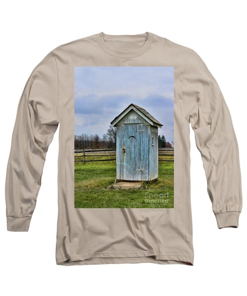 The Outhouse - 4 Long Sleeve T-Shirt