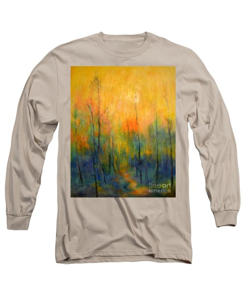 The Path To Forever Long Sleeve T-Shirt