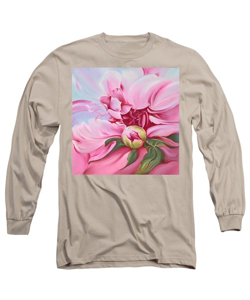 The Peony Long Sleeve T-Shirt