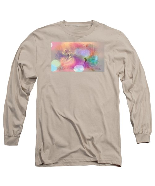 The Magic Petal Long Sleeve T-Shirt