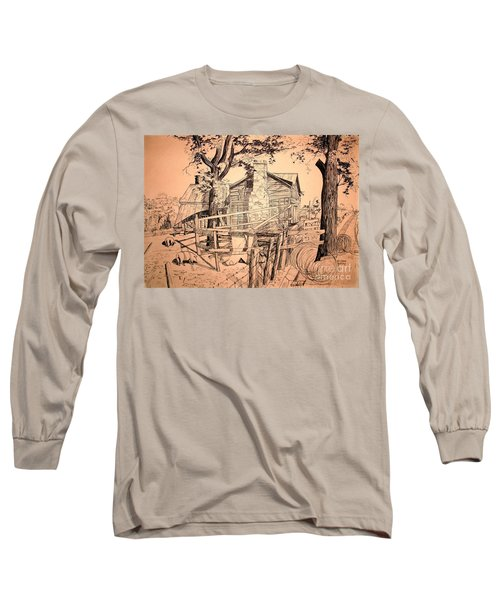 The Pig Sty Long Sleeve T-Shirt