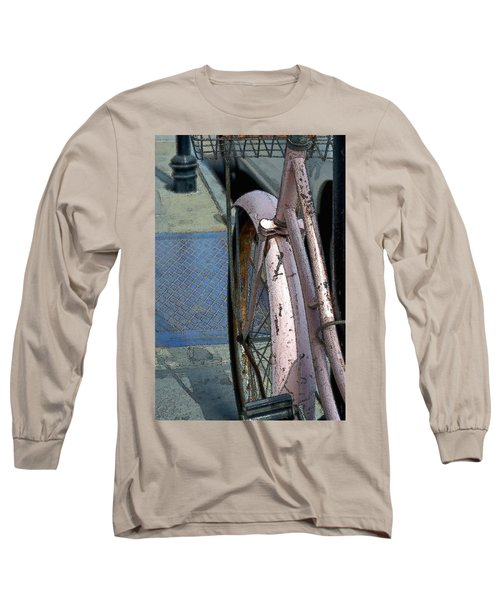 The Pink Bicyclette Long Sleeve T-Shirt