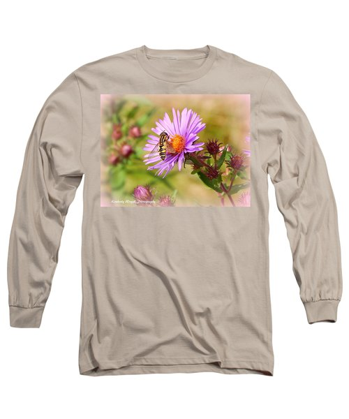 The Pollinator Long Sleeve T-Shirt