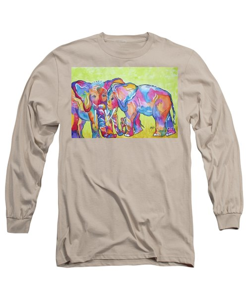 The Protectors Long Sleeve T-Shirt by Ellen Levinson