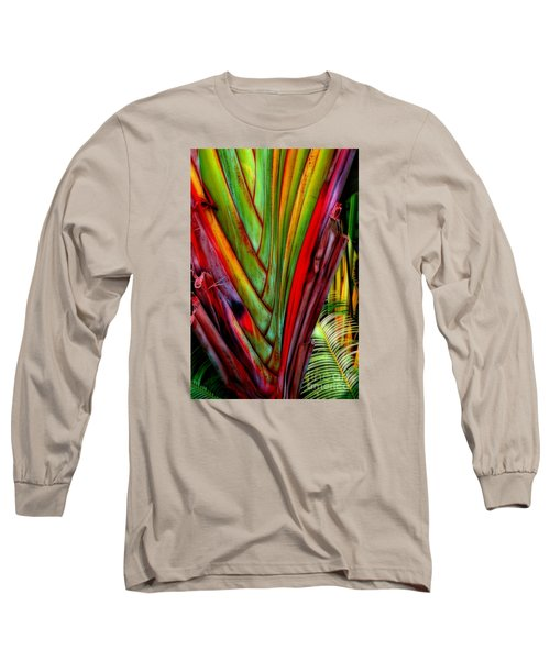 The Red Jungle Long Sleeve T-Shirt